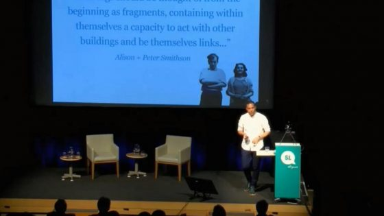Review: UQ Architecture Lecture with Kieran Wong