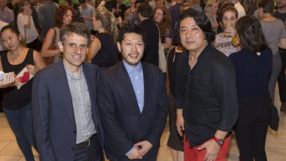 Review: UQ Architecture Lecture Series with Moon Hoon