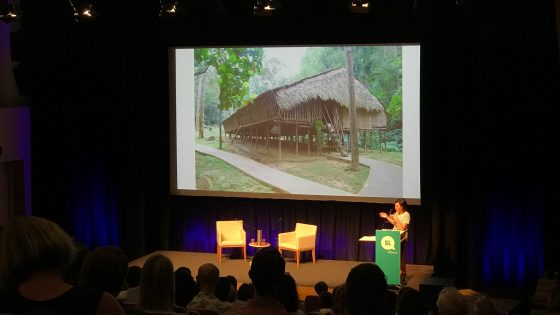 Review: 2017 UQ Architecture lecture with Melissa Liando
