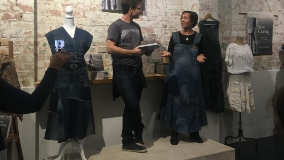 Slow clothing: Living lightly in everyday practice