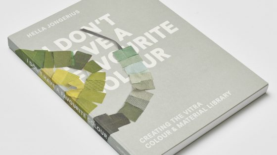 Book Review: I don't have a favourite colour