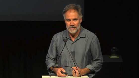 Review: 2018 UQ Architecture lecture with John Hardwick-Smith